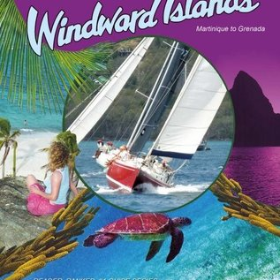 Sailors Guide to the Windward Islands 2017-2018, 18th Edition