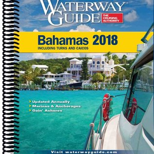 WG Waterway Guide Bahamas 2018 *****OLD EDITION*****