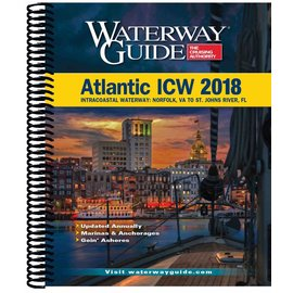 WG Waterway Guide Atlantic ICW 2018 *****OLD EDITION*****