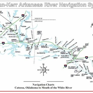 COE McClellan-Kerr Arkansas River Corps of Engineers Chartbook 2016
