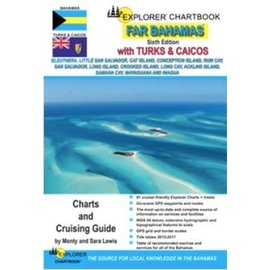 LEW Far Bahamas Explorer Chartbook , 7th Edition