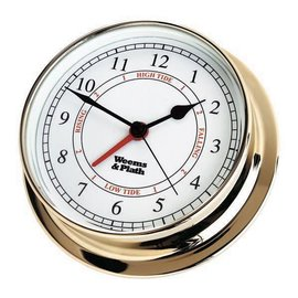 Endurance 125 Time & Tide Clock by Weems and Plath 530300