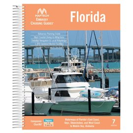 MTP Embassy Florida Cruising Guide 7th Ed by Maptech CGFL-06