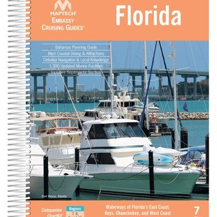 MTP Embassy Cruising Guide Florida 8th Ed by Maptech CGFL-06