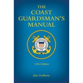 NIP The Coast Guardsman's Manual 11Ed 2017