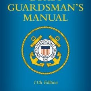 NIP The Coast Guardsman's Manual 11Ed 2017