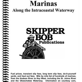 SKI Marinas Along the ICW  Skipper Bob  21E *****OLD EDITION*****