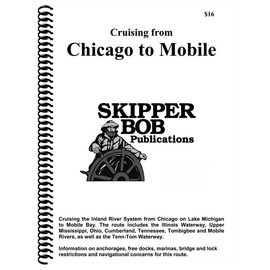 SKI Chicago to Mobile Skipper Bob Cruising Guide 14ED ****OLD EDITION****
