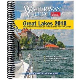 WG Waterway Guide Great Lakes 2018