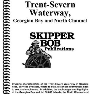 SKI Trent Severn, Georgian Bay, North Channel Skipper Bob 18E *****OLD EDITION*****