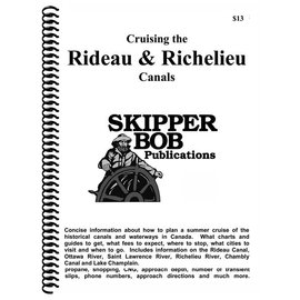 SKI Rideau & Richelieu Canals  Skipper Bob Cruising Guide 20th Edition  *****OLD EDITION*****