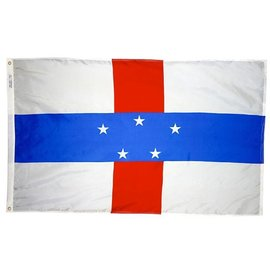 Netherland Antilles 3' x 5' Nyl-Glo flag