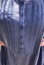 Lt. Ash Top Detail Dress