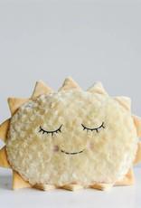 Plush Sun Pillow