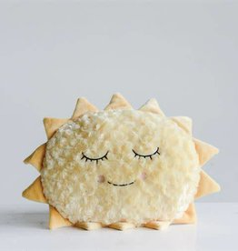 Plush Sun Pillow