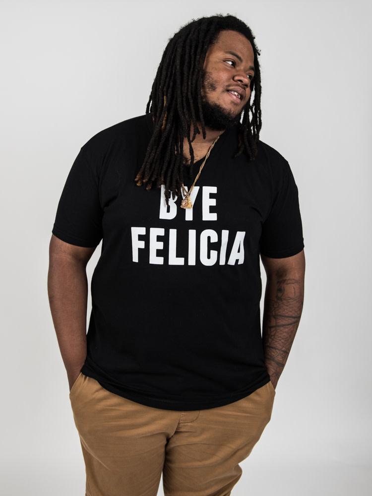 Unisex Bye Felicia, Felicia Tees