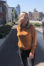 Pumpkin Spice Velvet Sweatshirt
