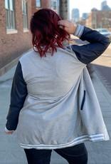 Long Varsity Jacket