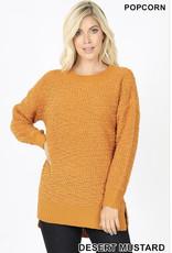 Pumpkin Popcorn Sweater