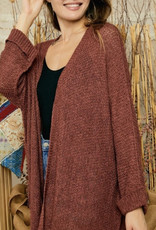 Amy's Soft Oversized Cardigan