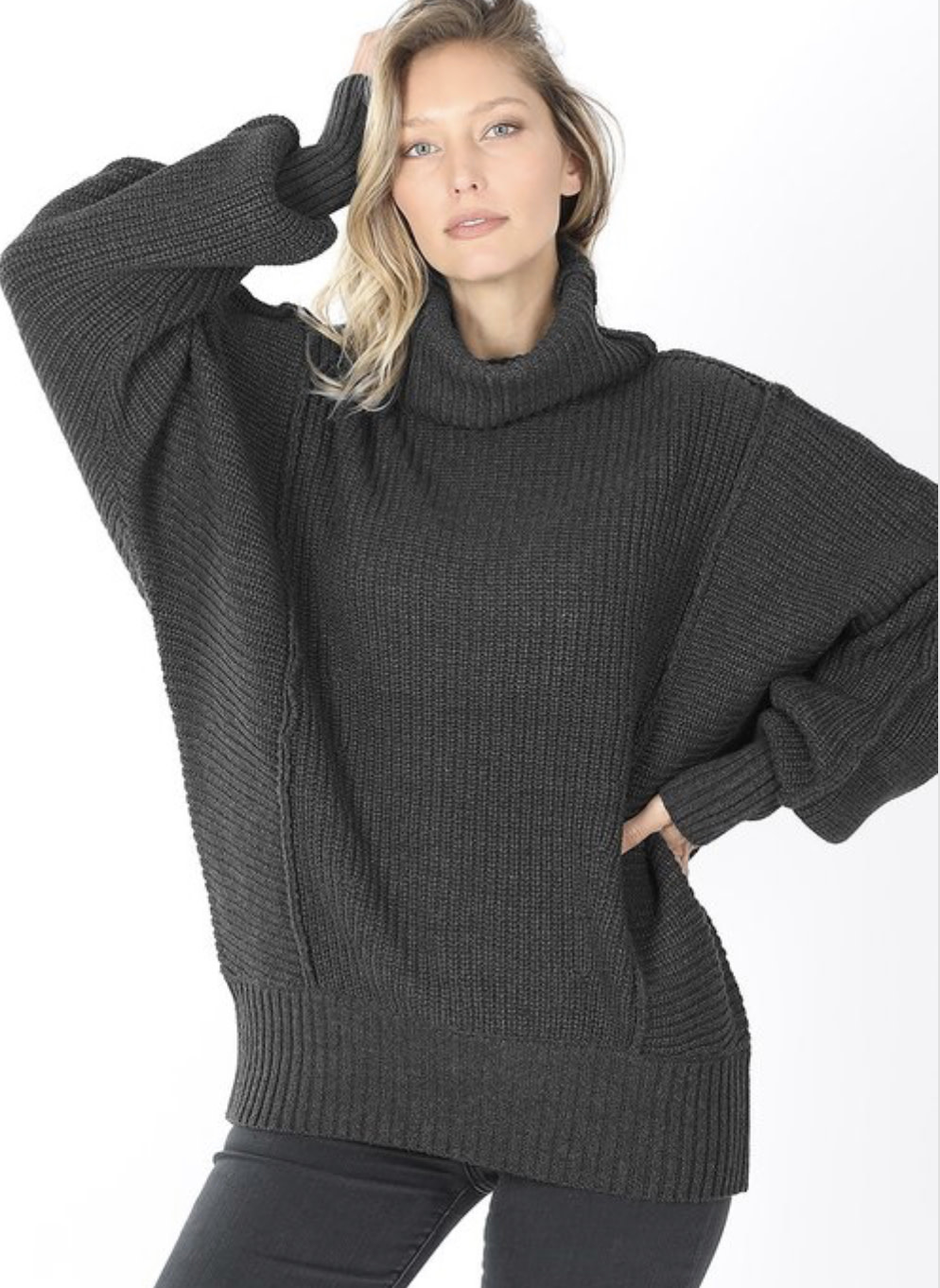The Erin Turtleneck