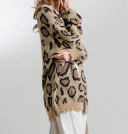 The SOFTEST Leopard Print Cardigan