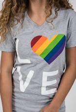 Love Pride Felicia Tees