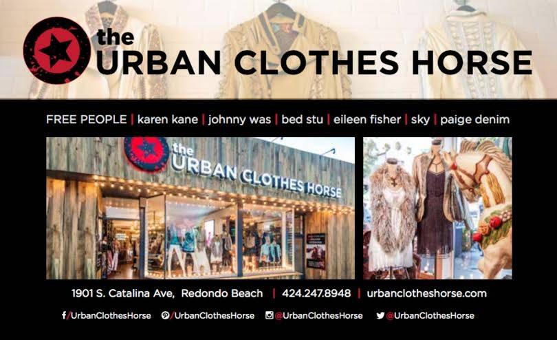 THE URBAN CLOTHES HORSE