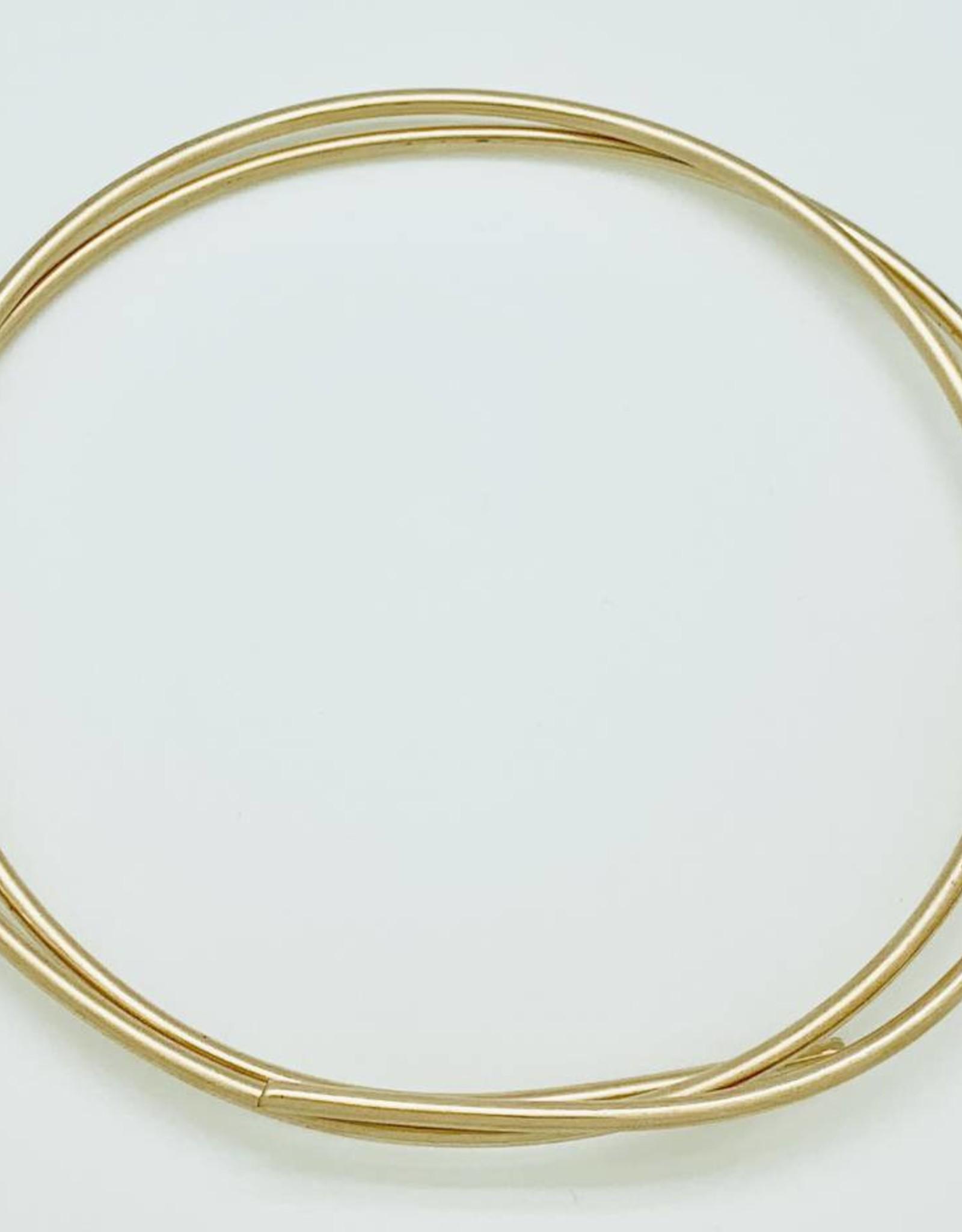 10ga Round Gold Filled Wire 1 oz