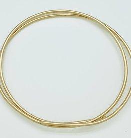 10ga Gold Filled Round Wire 1 oz
