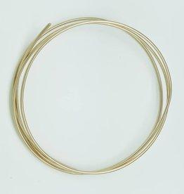 12ga Gold Filled Round Wire 1 oz