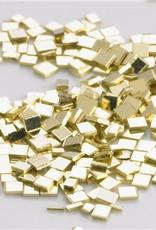 Med 14k Gold Solder Qty 10