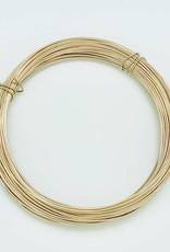 20ga  Round Wire 14k Gold Filled 1 oz