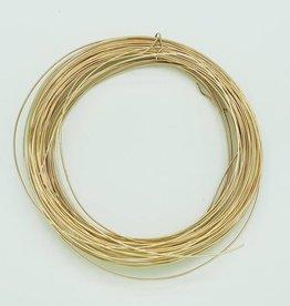 22ga Gold Filled Round Wire 1 oz