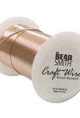 Craft Wire 24ga. Copper Plate 30yds