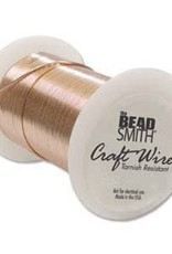 Craft Wire 26ga. Copper Plate 34yds
