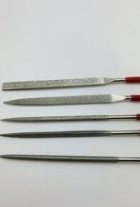 5pc Diamond Needle File Set
