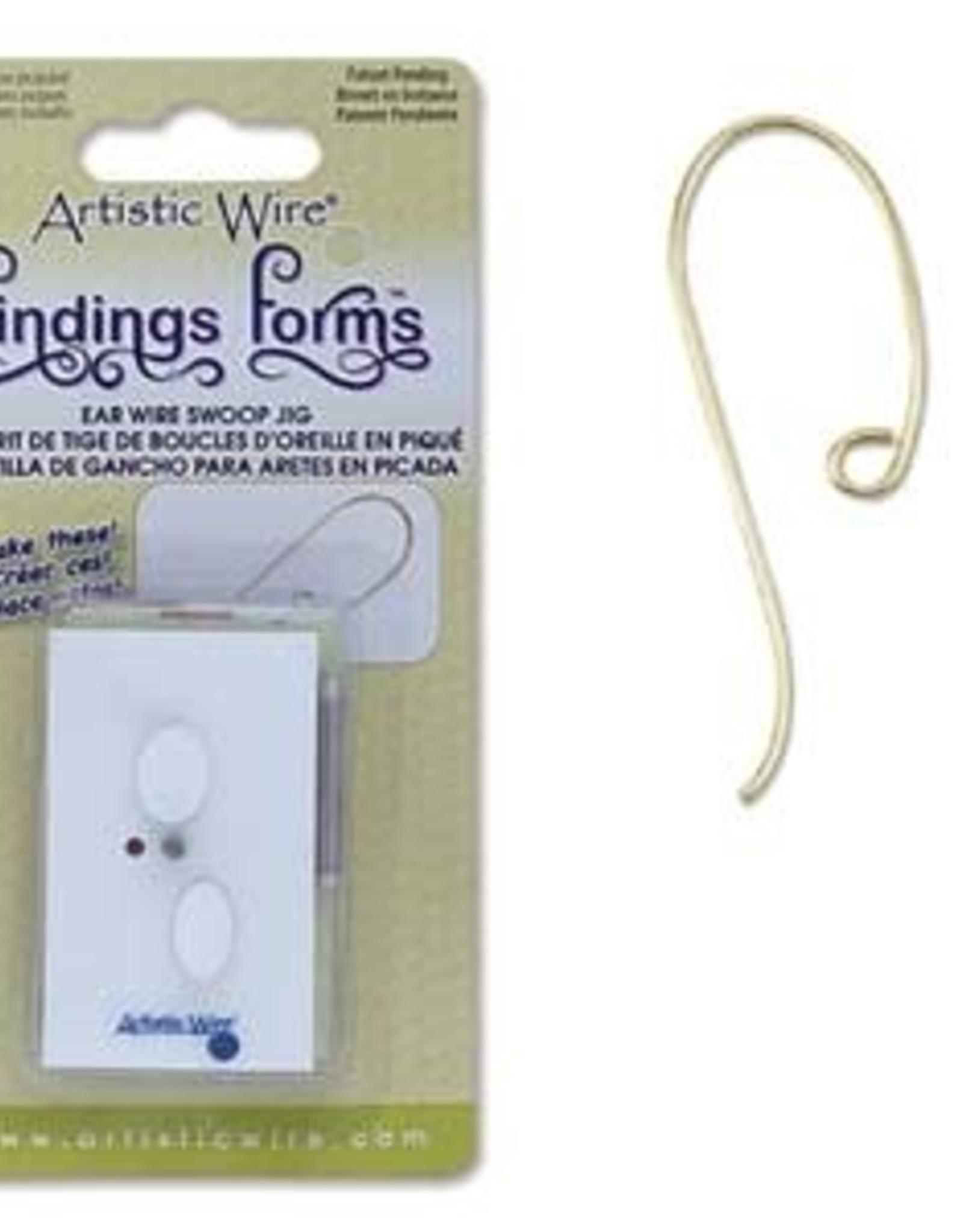 Earwire Form Swoop