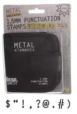 1.5mm Punctuation Stamps