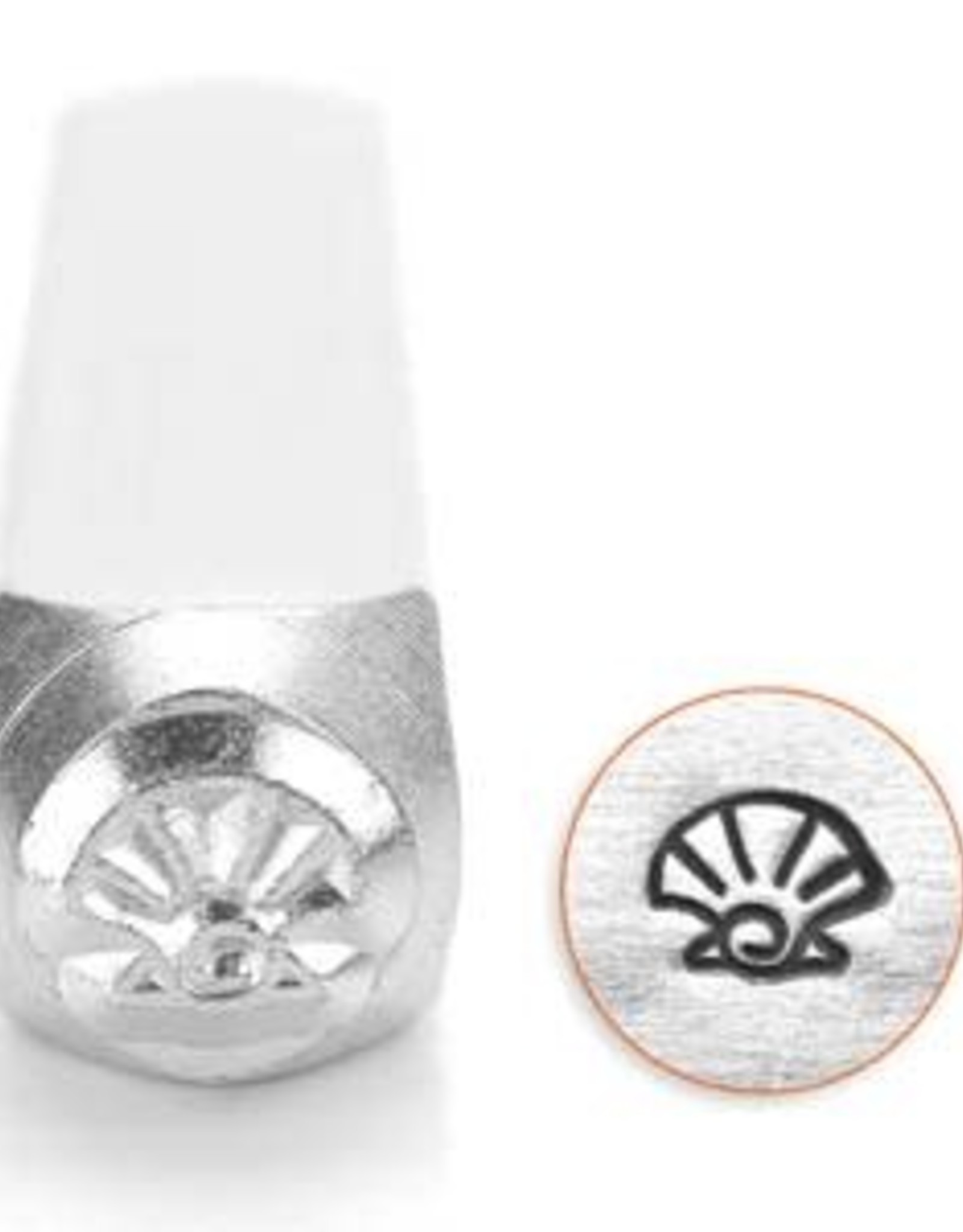 6mm Sea Shell Stamp