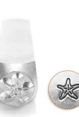 6mm Starfish Stamp