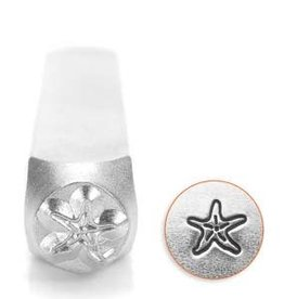 6mm Starfish Stamp