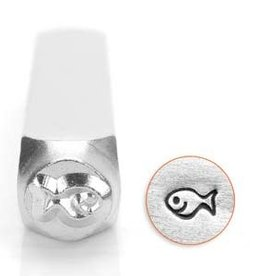 6MM Fishy Stamp