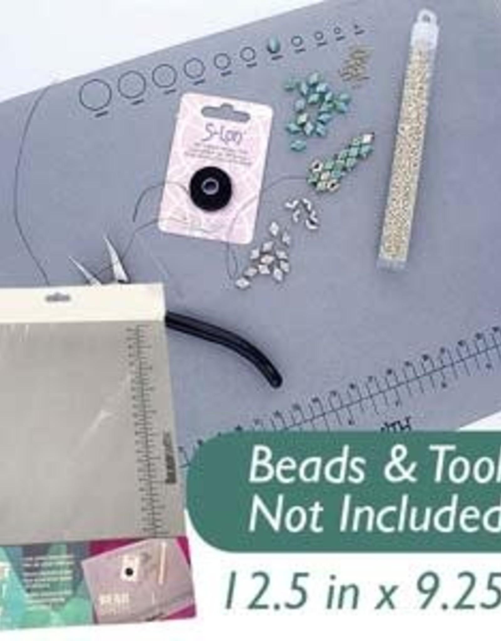 """Treasure Mat (Non slip bead mat) 12.5 x 9.25"""""""