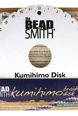 """Kumihimo  Foam 6"""" Disk with Instructions"""
