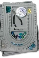 U Flocked Bead Board with Lid ea