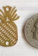 Pineapple Filigree Charm