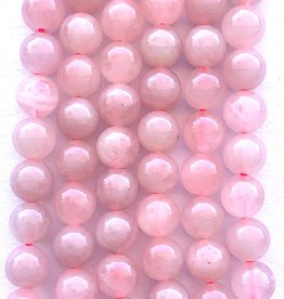 6mm Round Rose Quartz Stand