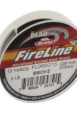 FireLine 6lb Smoke 15 yd