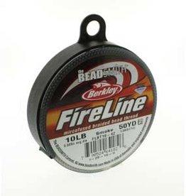 FireLine 10lb Smoke 50 yd